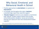 why social emotional and behavioral health in school2