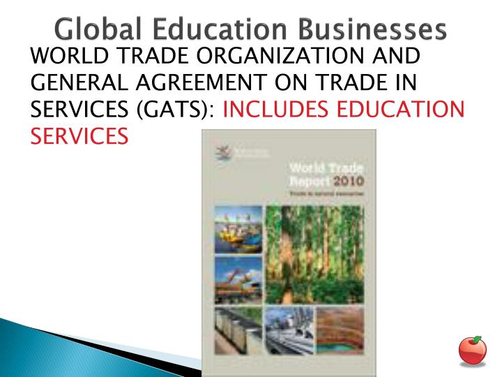Global Education Businesses