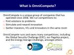 what is omnicompete