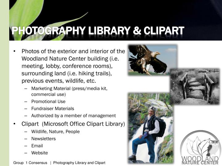 PHOTOGRAPHY LIBRARY & CLIPART
