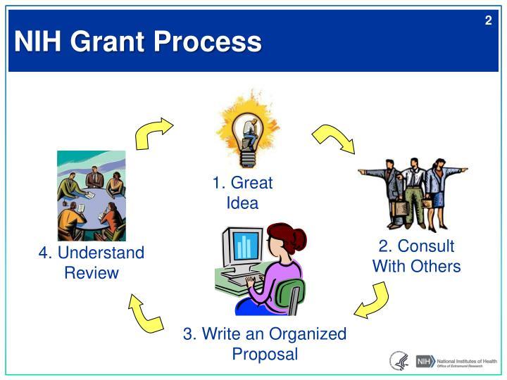 NIH Grant Process