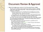 document review approval1
