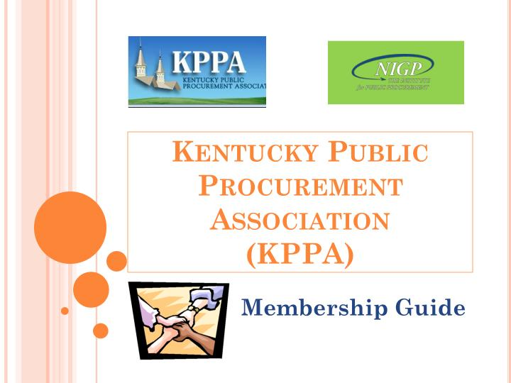 Kentucky public procurement association kppa