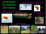 land health surveillance out scaling