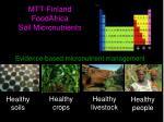 mtt finland foodafrica soil micronutrients