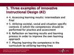 5 three examples of innovative instructional design 23