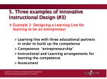 5 three examples of innovative instructional design 3