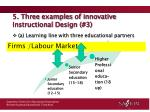 5 three examples of innovative instructional design 31