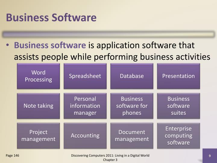 Business Software