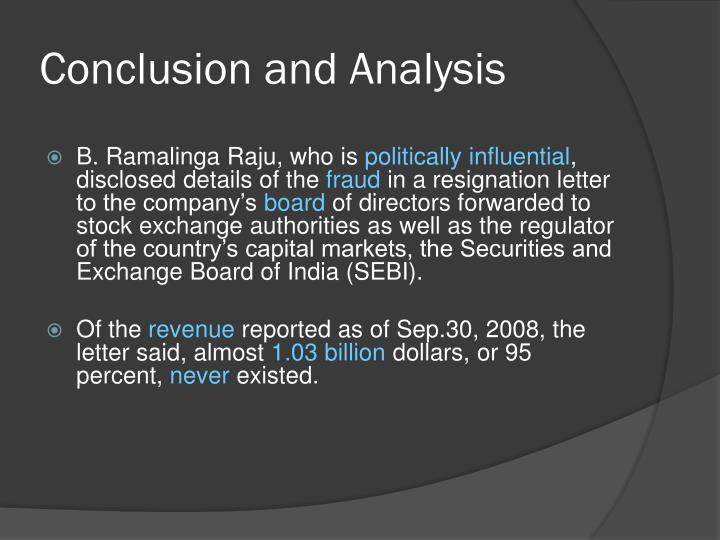 PPT OECD Principles on Corporate Governance PowerPoint – Ramalinga Raju Resignation Letter