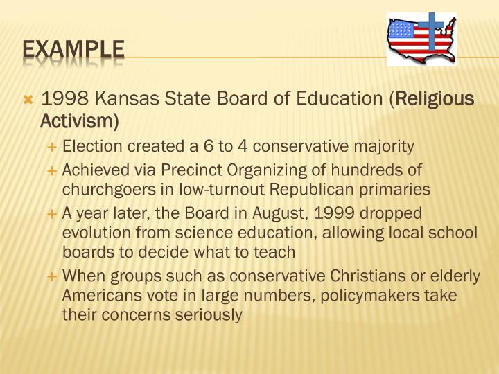 1998 Kansas State Board of Education (