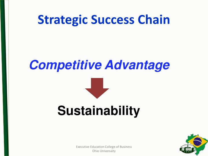 Strategic Success Chain
