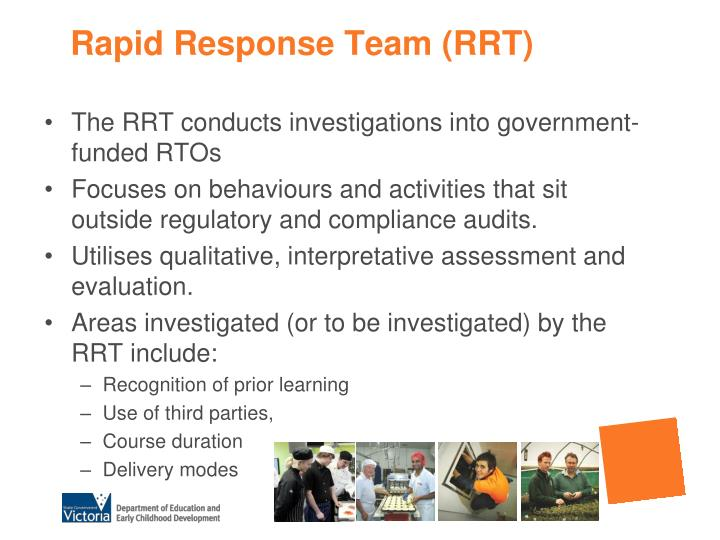Rapid Response Team (RRT)