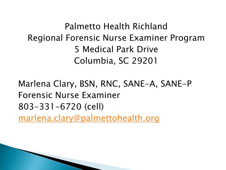 Palmetto Health Richland