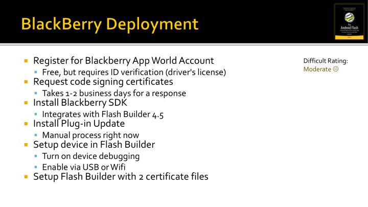 BlackBerry Deployment