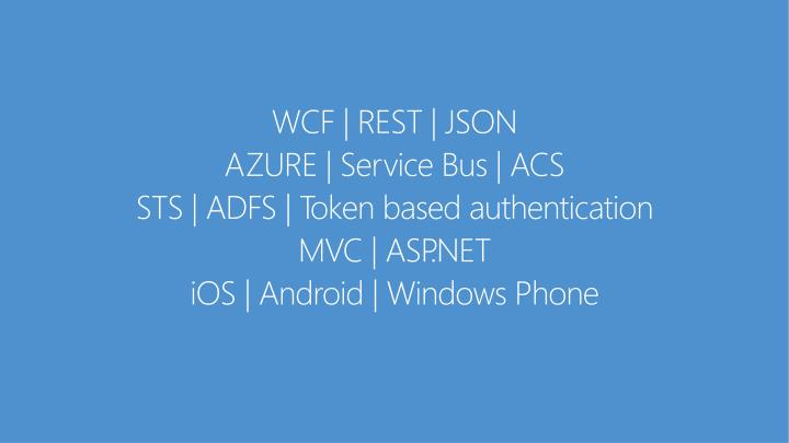 WCF | REST | JSON