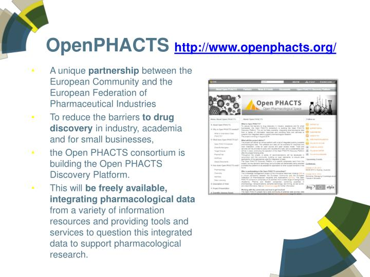 OpenPHACTS