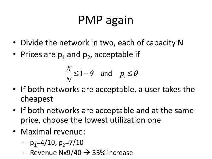 PMP again