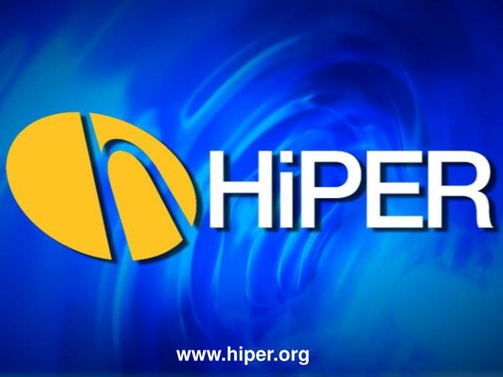 www.hiper.org