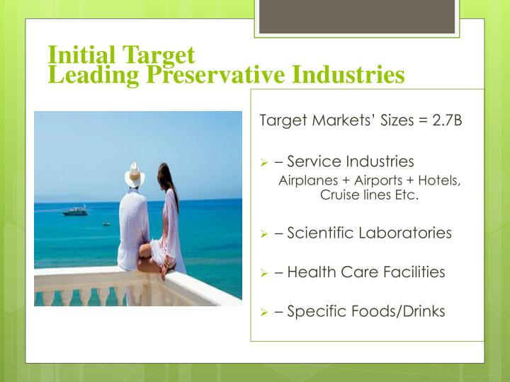 Initial Target