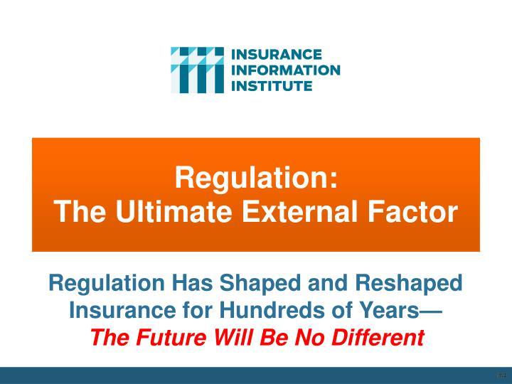 Regulation: