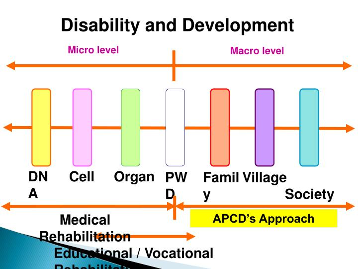 Disability and Development