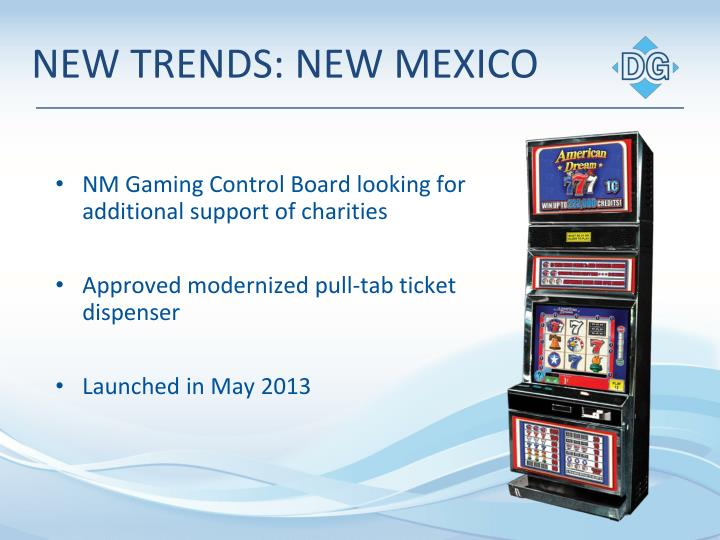 NEW TRENDS: NEW MEXICO