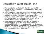 downtown west plains inc2