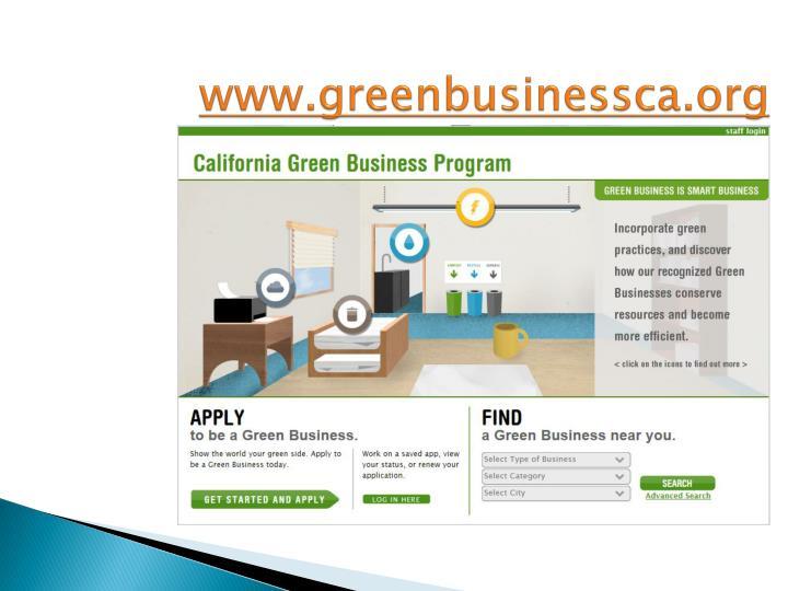 www.greenbusinessca.org