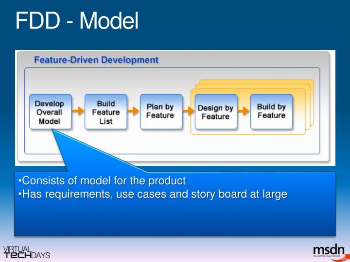 FDD - Model