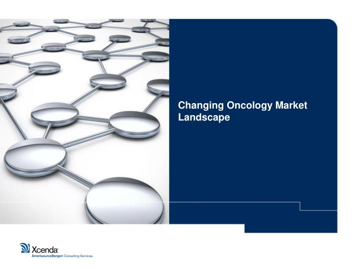 Changing Oncology Market Landscape