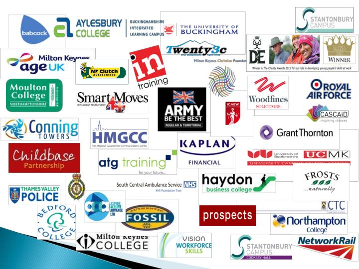 YOU ARE INVITED TO THE ANNUAL CAREERS FAIR AT STANTONBURY LEISURE CENTRE