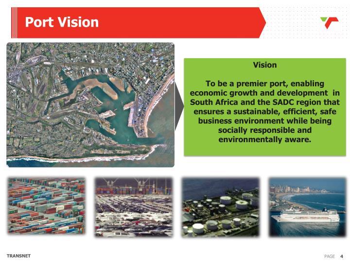 Port Vision
