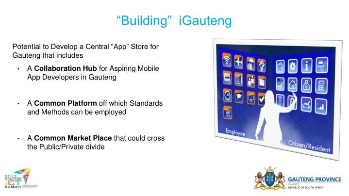 """Building""  iGauteng"
