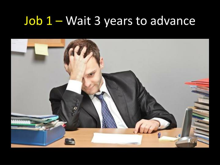 Job 1 –