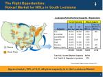 the right opportunities robust market for ngls in south louisiana