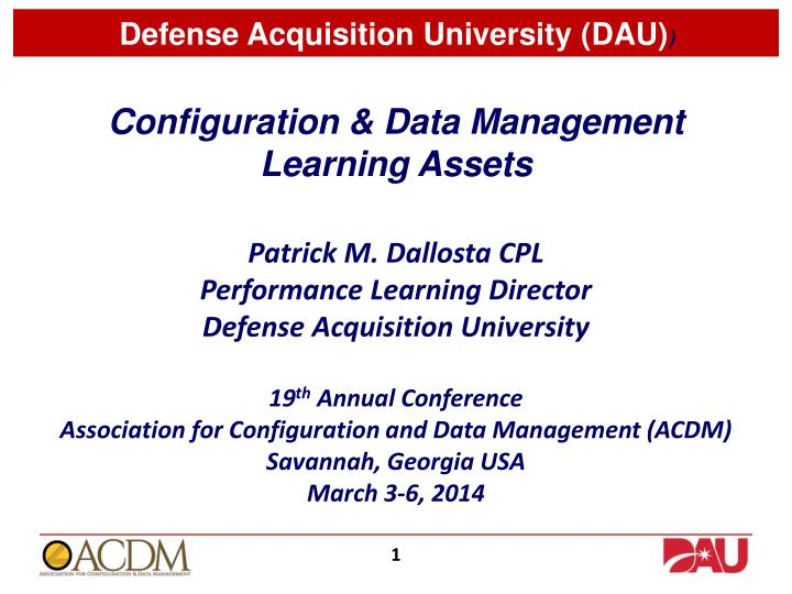 Defense Acquisition Dissertation