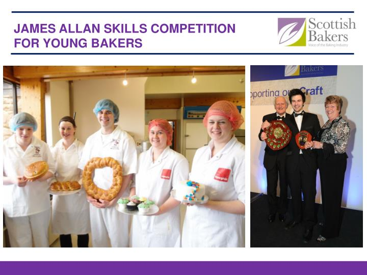 JAMES ALLAN SKILLS COMPETITION