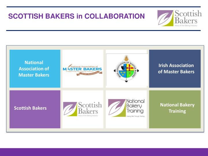 SCOTTISH BAKERS in COLLABORATION