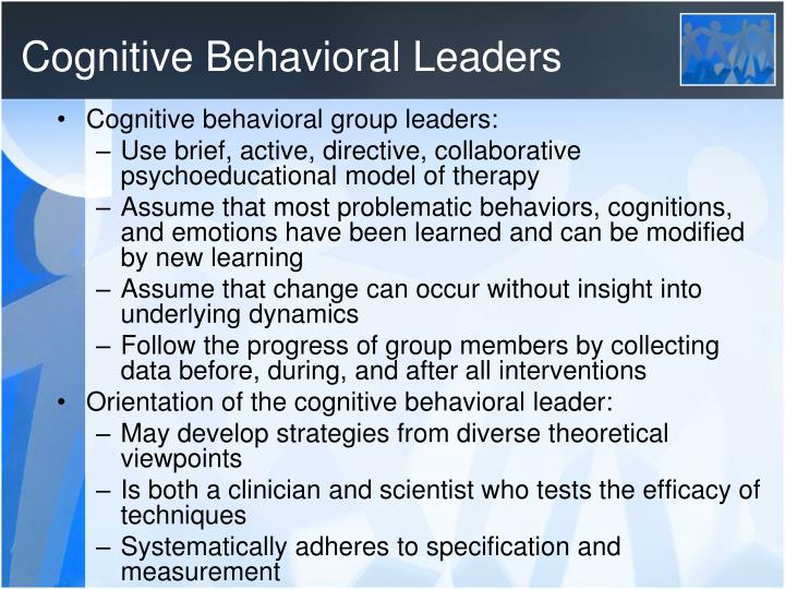 Cognitive Behavioral