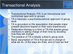 transactional analysis1