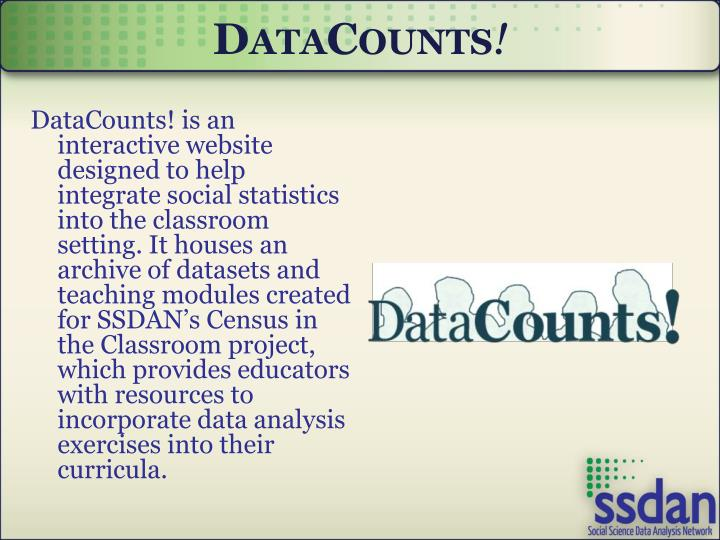 DataCounts