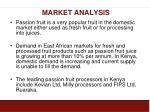 market analysis