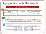 aging of accounts receivable5