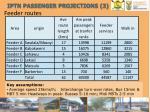 iptn passenger projections 3