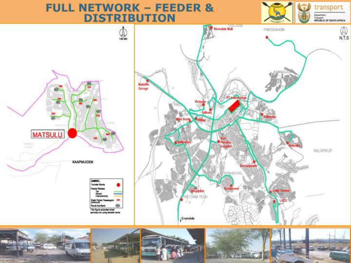 FULL NETWORK – FEEDER & DISTRIBUTION