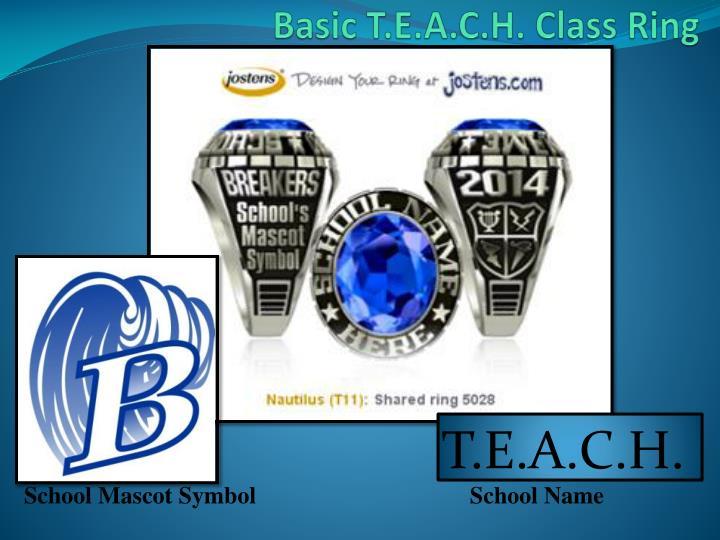 Basic T.E.A.C.H.