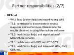 partner responsibilities 2 7