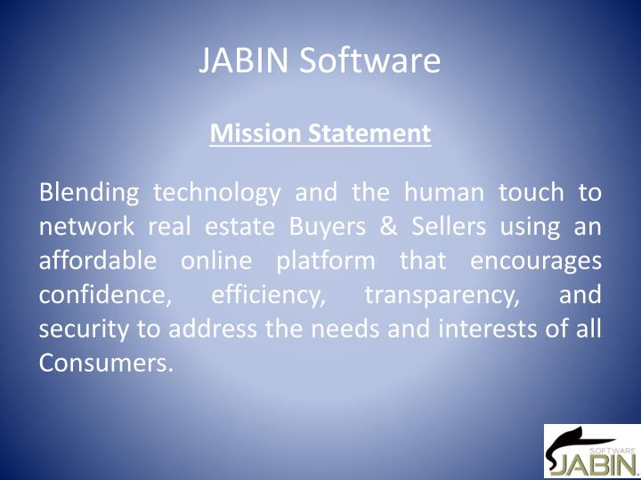 JABIN Software