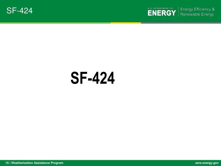 SF-424